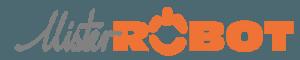 Mister Robot – Onlineshop Rasenmähroboter Logo